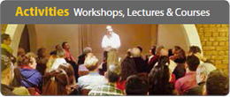 Workshops, Lectures & Courses