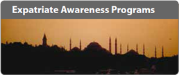 An Awareness Program about Turkish Culture for Expatriates