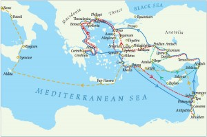routes of StPaul