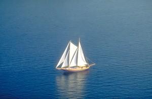 Gulet boat for Blue Voyages
