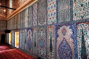 Iznik Tiles of Blue Mosque